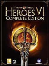 Might and Magic Heroes VI Complete Edition (PC DVD)