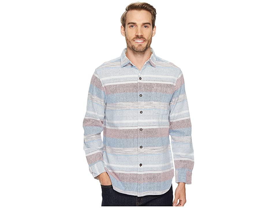 Tommy Bahama Zahira Stripe (Ruby Wine) Men