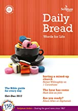 Daily Bread Oct-Dec 2017: Words for Life