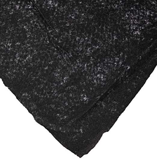 2 Pack Mutual Industries 3 x 300 Foot Geotextile Drainage Fabric Cut Rolls
