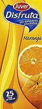 Juver refresco Sin Azúcar con Sabor a Naranja - Pack de 3 x 20 cl - Total: 600 ml
