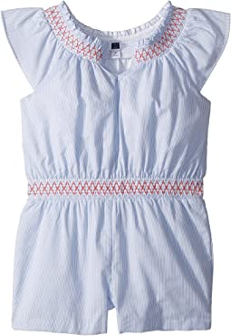 Short Sleeve Romper (Toddler/Little Kids/Big Kids)