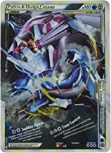 Dialga & Palkia Legend JUMBO OVERSIZED pokemon card
