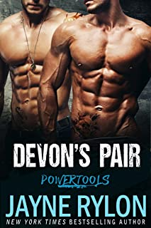 Devon's Pair: A Bisexual Menage Romance (Powertools Book 4)