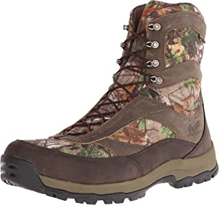 danner uninsulated high ground hunting boots