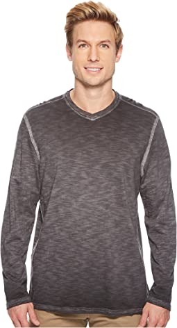 Suncoast Shores V-Neck Long Sleeve Shirt