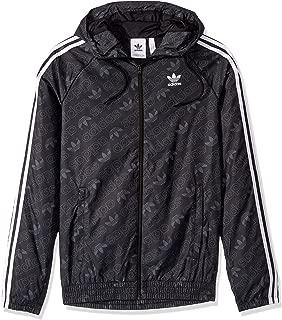 Men's Mono Track Top Jacket