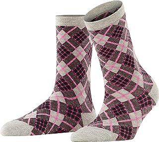 Burlington, Ladywell Rhomb Calcetines para Mujer