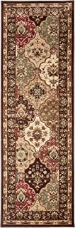 Superior Elegant Palmyra Collection Area Rug, 10mm Pile Height with Jute Backing, Gorgeous Traditional Persian Rug Design, Anti-Static, Water-Repellent Rugs - 2'7