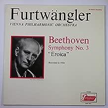 Furtwangler: Beethoven Symphony No.3 ''Eroica'' (Recorded in 1944)