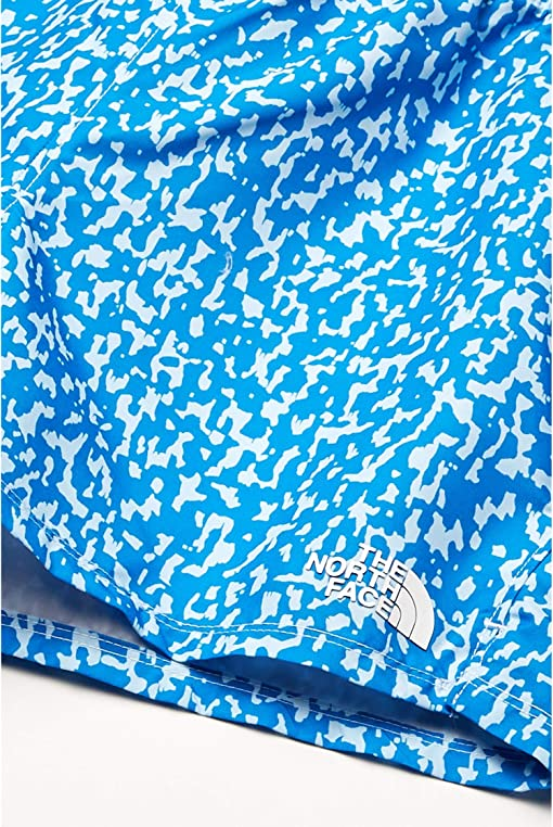 Clear Lake Blue Flashito Print