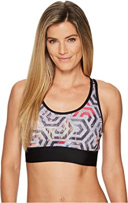 Running Speedwick High Impact Bra
