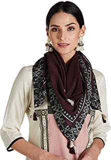 W for Woman Women's Cotton Stole