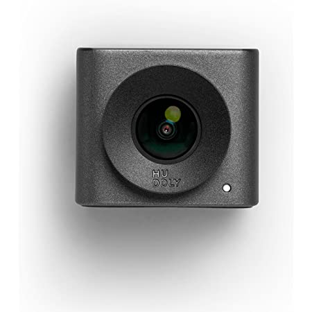 Huddly GO Video Conferencing Camera - High-end Quality, Wide-Angle Lens, USB Plug and Play (incl. 2ft / 60cm Cable)