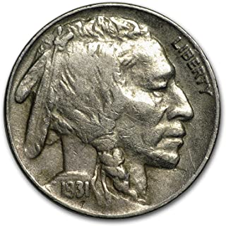 1931 S Buffalo Nickel XF Nickel Extremely Fine