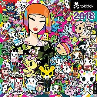 Best tokidoki calendar 2018 Reviews