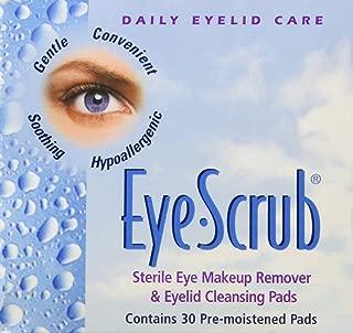 Novartis Eye-Scrub Pre-Moistened Pads