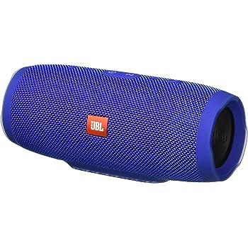 JBL Charge 10 Waterproof Portable Bluetooth Speaker (Blue) (JBLCHARGE10BLUEAM)