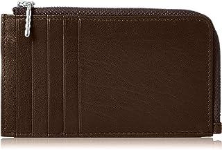 [オティアス] カードケース フラグメントケース 小銭入れ付き 薄型 ベジタブルタンニンなめしバッファローレザー ミニ財布