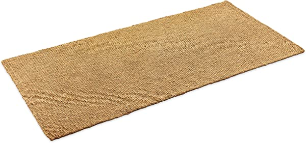 Kempf Coco Coir Natural Rug With Anti Slip Latex Backing In Two Sizes 24 X 48 And 24 X 72 24 X 72