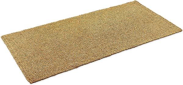 Kempf Coco Coir 天然地毯,带有 24X48 和 24X72 两种尺寸的防滑乳胶背衬