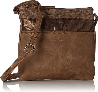 Tamaris Damen Khema Crossbody Bag Umhängetasche, 2x24x25 cm