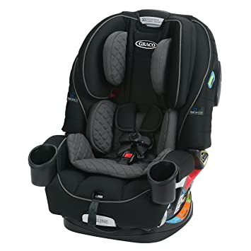 Graco 4Ever 4 in 1 Car Seat featuring TrueShield Side Impact Technology: image