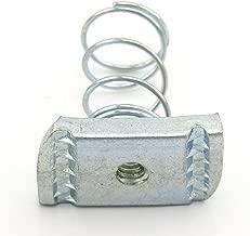 1/4-20X1/4 Thick, Regular Spring Nut (100 per Box)