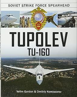 Tupolev Tu‑160: Soviet Strike Force Spearhead
