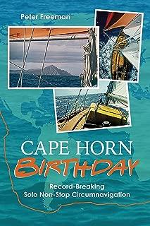Cape Horn Birthday: Record-Breaking Solo Non-Stop Circumnavigation