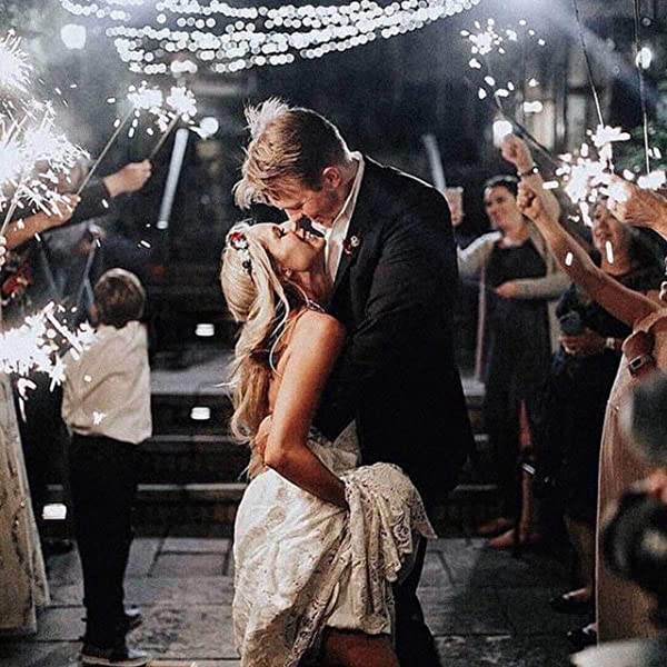 36 Inch Wedding Send Offs Grand Exit Bride Groom Pack Of 48