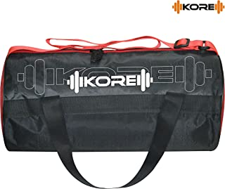 Kore ACE-3.0 Gym Bag with Carry Handels (Red/Black)