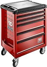 Facom Carro para Herramientas Roll 6 M3, Rojo, Sin Herramientas
