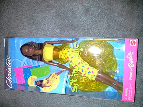 Christie Friend of Barbie Sit in Style African American