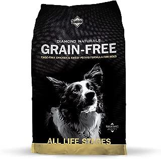 Diamond Naturals Grain Free Real Meat Recipe Premium Dry Dog Food