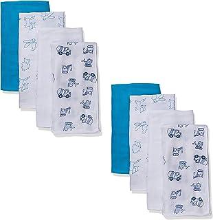 Care Unisex Baby 4141 Schal 4er Pack