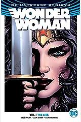 Wonder Woman (2016-) Vol. 1: The Lies Kindle Edition