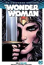 Wonder Woman (2016-) Vol. 1: The Lies