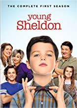 Best Young Sheldon: The Complete First Season (DVD) Review