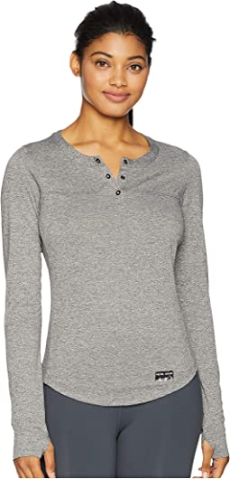 Versa Long Sleeve Henley