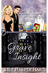Grave Insight (A Maddie Graves Mystery Book 2) (English Edition) Format Kindle