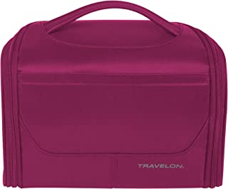 Travelon Weekend Edition Independence Bag, Berry, One Size
