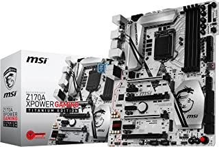 MSI Z170A XPOWER Gaming Titanium Edition - Placa Base (Socket LGA 1151, 4 x DDR4 3600(OC) hasta 64 GB)