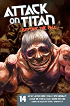 Attack on Titan: Before the Fall Vol. 14 (English Edition)