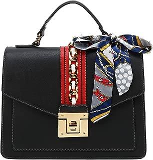 Large Top Handle Satchel Handbag for Women H2065