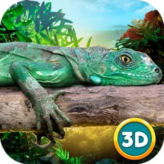Gecko Lizard Simulator 3D