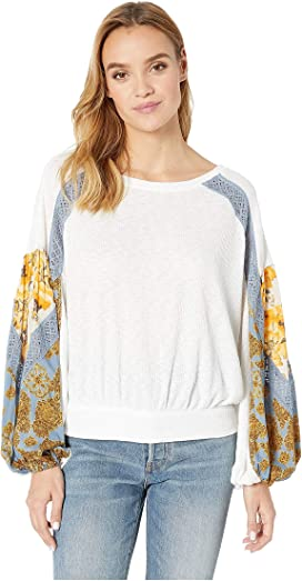 4f7ded3a448 Free People Penny Tee at Zappos.com