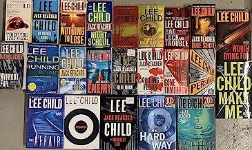 Jack Reacher Series Complete Set (BOOKS 1-18) : 1. Killing Floor 2. Die Trying 3. Tripwire 4. Running Blind 5. Echo Burnin...