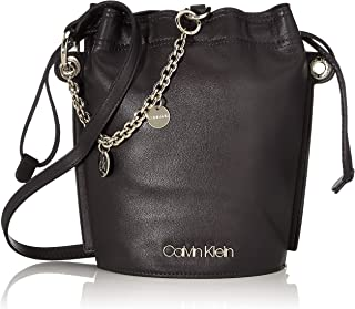 Calvin Klein Chained Small Bucket Bag, 24 cm, K60K606037