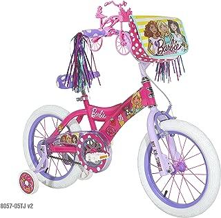 barbie bike 16 inch wheels